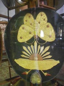 Temple fan